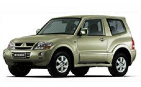Каркасные шторки на Mitsubishi Montero Внедорожник-Кроссовер 1999 - 2006