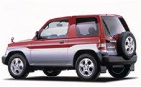 Каркасные шторки на Mitsubishi Pajero iO Внедорожник-Кроссовер 1998 - 2000