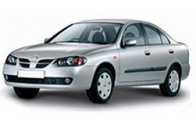 Каркасные шторки на Nissan Almera Седан 2000 - 2006