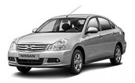 Каркасные шторки на Nissan Almera Седан 2012 - н.в.