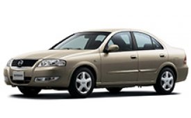 Каркасные шторки на Nissan Almera Седан 2006 - 2012