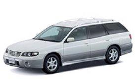 Каркасные шторки на Nissan Avenir Универсал 1998 - 2005