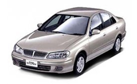 Каркасные шторки на Nissan Bluebird Sylphy Седан 2000 - 2005