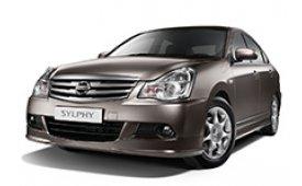 Каркасные шторки на Nissan Bluebird Sylphy Седан 2005 - н.в.