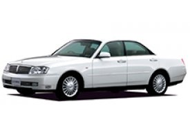 Каркасные шторки на Nissan Cedric Седан 1999 - 2004