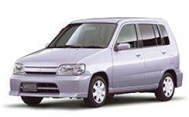 Каркасные шторки на Nissan Cube Минивэн 1998 - 2002