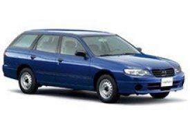 Каркасные шторки на Nissan Expert Универсал 1999 - 2006