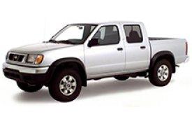 Каркасные шторки на Nissan Frontier Пикап 2001 - 2005