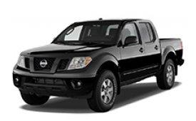 Каркасные шторки на Nissan Frontier Пикап Crew Cab 2005 - 2008