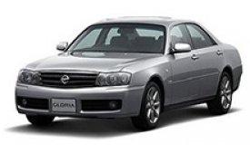Каркасные шторки на Nissan Gloria Седан 1999 - 2004