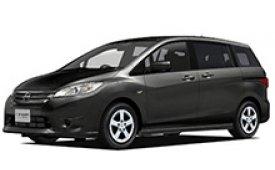 Каркасные шторки на Nissan Lafesta Highway Star Минивэн 2011 - н.в.