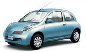 Каркасные шторки на Nissan March Хетчбэк 3 дв. 2002 - 2010