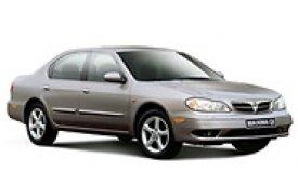 Каркасные шторки на Nissan Maxima Седан 2000 - 2006