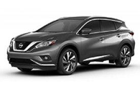 Каркасные шторки на Nissan Murano Внедорожник-Кроссовер 2015 - н.в.