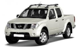 Каркасные шторки на Nissan Navara Пикап 2005 - н.в.