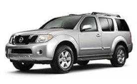 Каркасные шторки на Nissan Pathfinder Внедорожник-Кроссовер с подлокотниками 2004 - 2014