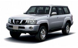 Каркасные шторки на Nissan Patrol Внедорожник-Кроссовер 1997 - 2010