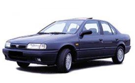 Каркасные шторки на Nissan Primera Седан 1990 - 1995