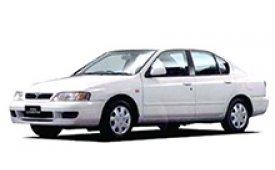 Каркасные шторки на Nissan Primera Седан 1995 - 2002