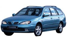 Каркасные шторки на Nissan Primera Универсал 1995 - 2002