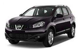 Каркасные шторки на Nissan Qashqai Plus 2 Внедорожник-Кроссовер 2009 - 2014