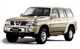 Каркасные шторки на Nissan Safari  Внедорожник-Кроссовер 1997 - 2001