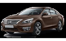 Каркасные шторки на Nissan Teana Седан 2014 - н.в.