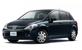 Каркасные шторки на Nissan Tiida Хетчбэк 5 дв. 2004 - н.в.