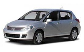 Каркасные шторки на Nissan Versa Хетчбэк 5 дв. 2007 - 2013