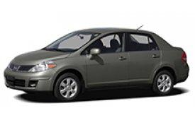Каркасные шторки на Nissan Versa Седан 2006 - 2009