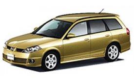 Каркасные шторки на Nissan Wingroad Минивэн 1999 - 2005