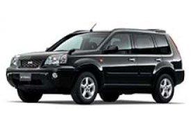 Каркасные шторки на Nissan X-Trail Внедорожник-Кроссовер 2000 - 2007