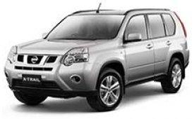 Каркасные шторки на Nissan X-Trail Внедорожник-Кроссовер 2007 - 2014