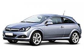 Каркасные шторки на Opel Astra Хетчбэк 3 дв. GTC 2004 - н.в.