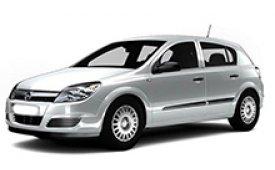 Каркасные шторки на Opel Astra Хетчбэк 5 дв. 2004 - н.в.
