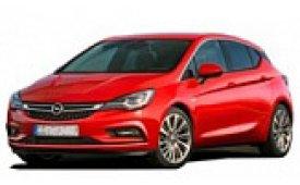 Каркасные шторки на Opel Astra Хетчбэк 5 дв. 2015 - н.в.
