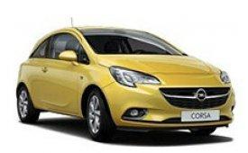 Каркасные шторки на Opel Corsa  Хетчбэк 3 дв. 2014 - н.в.