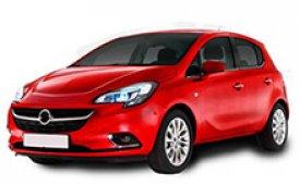 Каркасные шторки на Opel Corsa  Хетчбэк 5 дв. 2014 - н.в.