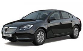 Каркасные шторки на Opel Insignia Хетчбэк 5 дв. 2008 - н.в.