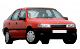 Каркасные шторки на Opel Vectra Хетчбэк 5 дв. 1988 - 1995