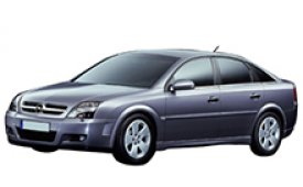 Каркасные шторки на Opel Vectra Хетчбэк 5 дв. 2002 - 2008