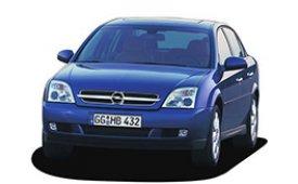 Каркасные шторки на Opel Vectra Седан 2002 - 2008