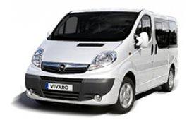 Каркасные шторки на Opel Vivaro Минивэн 2001 - 2014