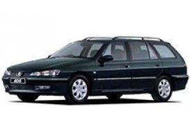 Каркасные шторки на Peugeot 406 Универсал 1995 - 2004
