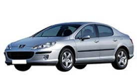 Каркасные шторки на Peugeot 407 Седан 2004 - 2010