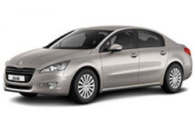 Каркасные шторки на Peugeot 508 Седан 2010 - н.в.