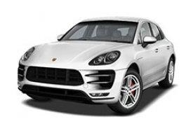 Каркасные шторки на Porsche Macan Внедорожник-Кроссовер 2014 - н.в.