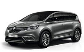 Каркасные шторки на Renault Espace Внедорожник-Кроссовер 2015 - н.в.