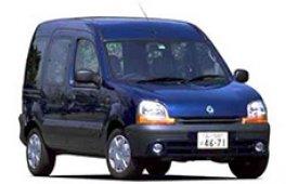 Каркасные шторки на Renault Kangoo Фургон 1997 - 2007