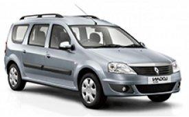 Каркасные шторки на Renault Logan Универсал MCV 2004 - 2013